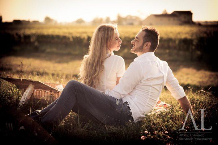 Pic Nic per i prossimi sposi Martina e Alberto & Sons