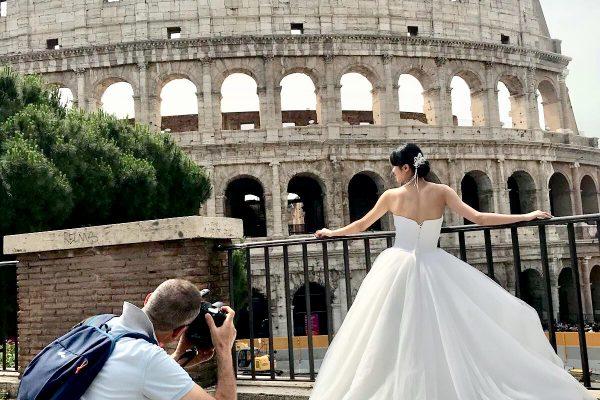 Alfonso Lorenzetto fotografo Roma