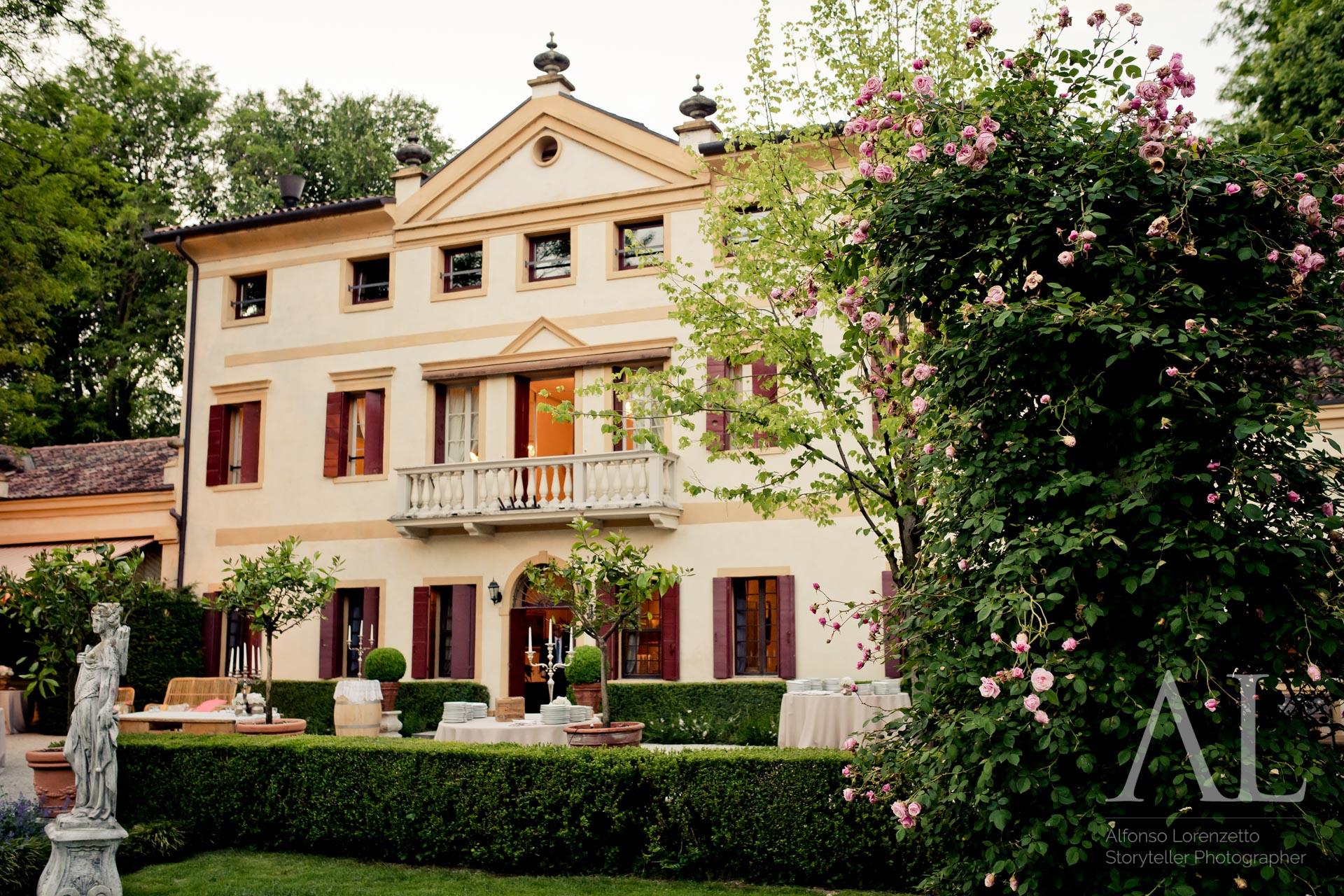 Matrimonio in villa: le 5 ville venete perfette per il tuo ricevimento