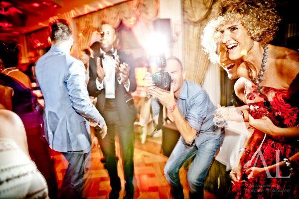 Alfonso Lorenzetto fotografo festa matrimonio