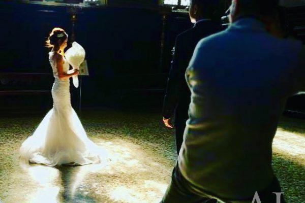 Alfonso Lorenzetto fotografo festa matrimonio Venezia