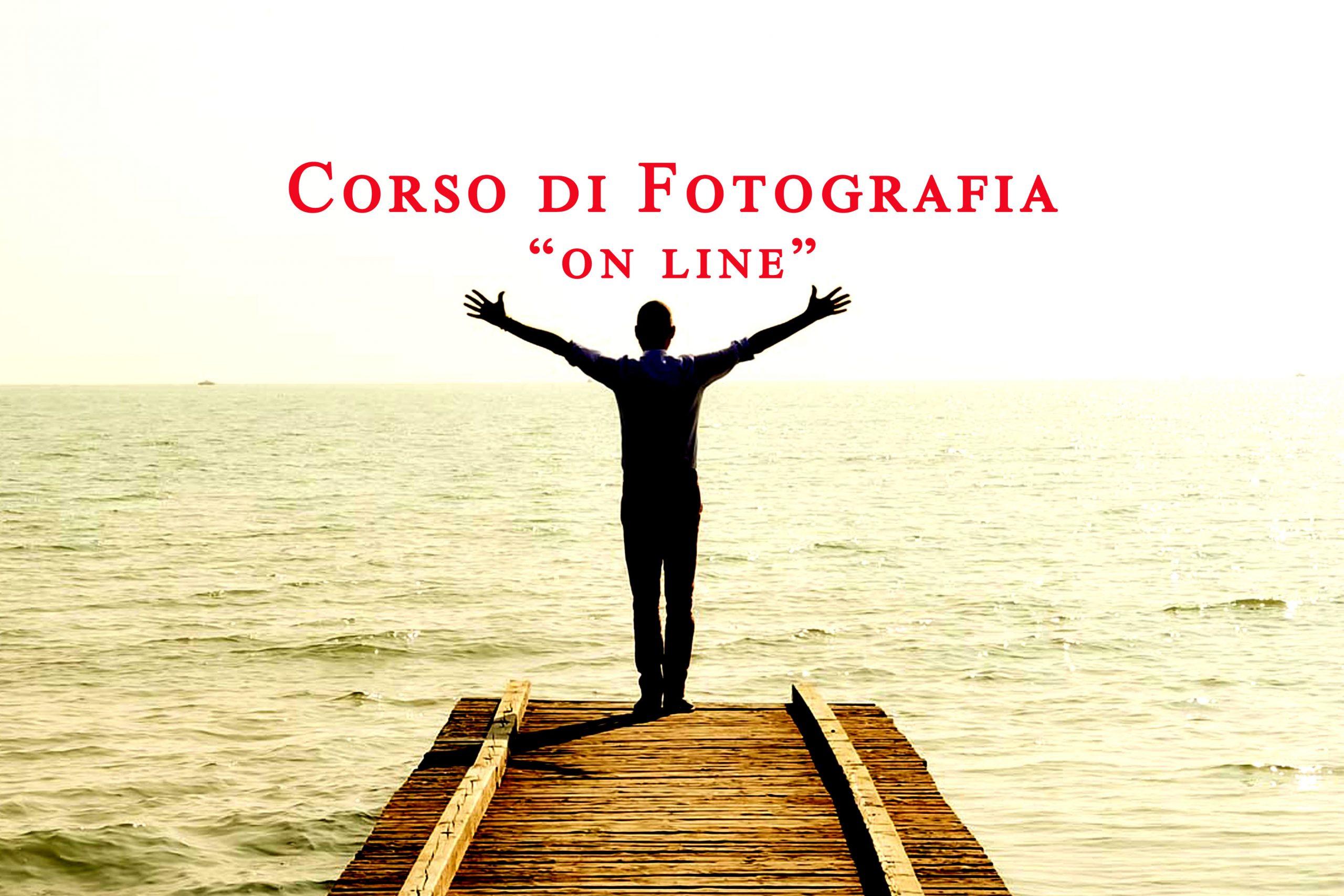 Corso di fotografia on line tecniche di base
