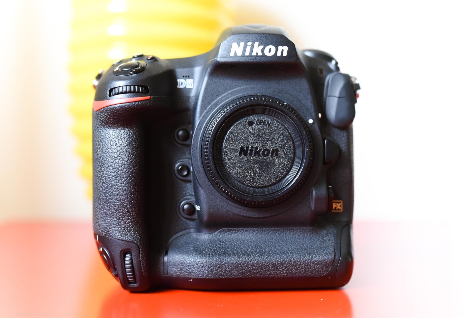 Vendo Nikon D5 usata, ma resto sempre Nikonista.